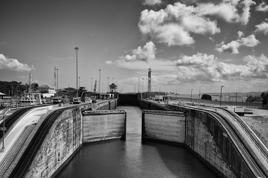 Panama Canal   |   Panama   |   2016